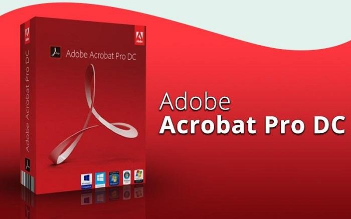 Giới thiệu về phần mềm Adobe Acrobat Pro DC bản 2021