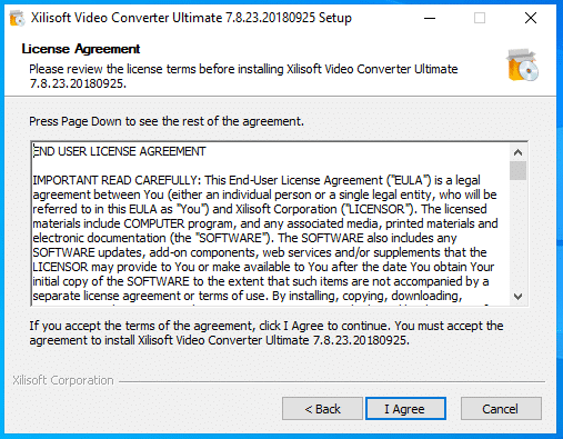 Hướng dẫn cài đặtphần mềm xilisoft videoconverter full crack