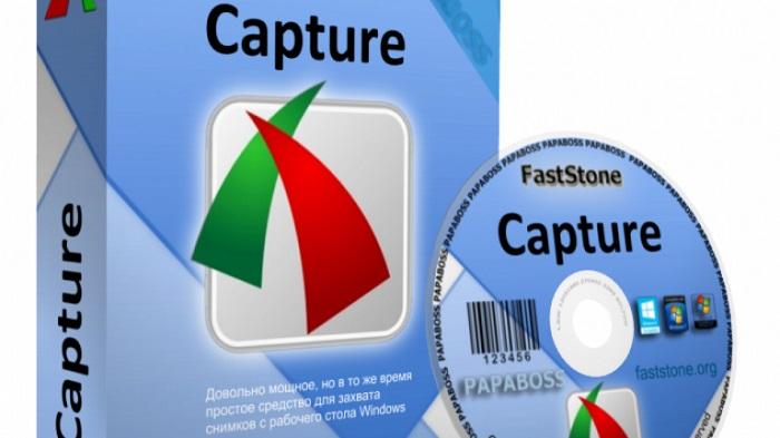 Download faststone capture full crack bản 9.5 mới nhất