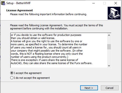 Hướng dẫn cài đặt phần mềm etterWMF 2020 full crack