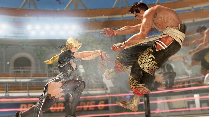 Những trận đấu vô cùng gay cấn và lôi cuốn người chơi của Dead or Alive 6
