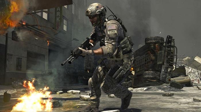 Link tải game nhanh nhất Call of Duty 4 Modern Warfare Việt Hóa Full