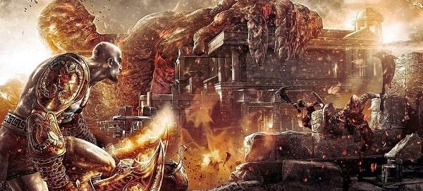 Đánh giá về đồ họa game God of War 4 Việt Hóa
