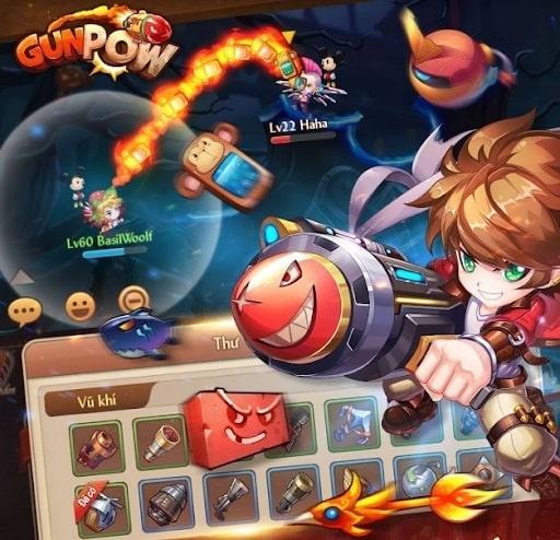 Thông tin về game gunpow việt hóa