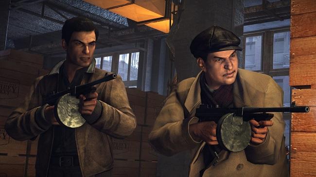 Trải nghiệm game bắn súng Mafia 2 chân thực