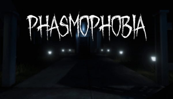 Game phasmophobia crack cuốn hút ngay từ poster