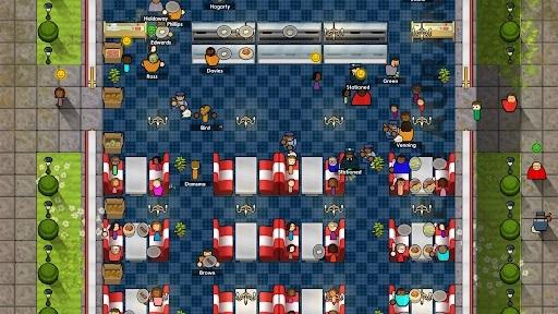 Chế độ chơi Escape trong Prison Architect