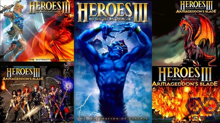 Giới thiệu chung về game heroes of might and magic 3 việt hóa