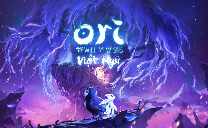 Ori and The Will of The Wisps Việt Hóa tựa game nhập vai hot nhất 2021