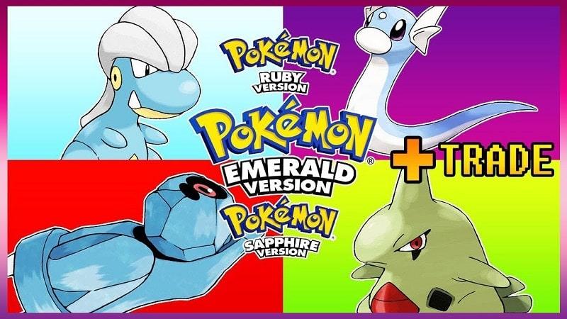 Phần game Pokemon Emerald Việt hóa nổi bật với nhiều tính năng mới