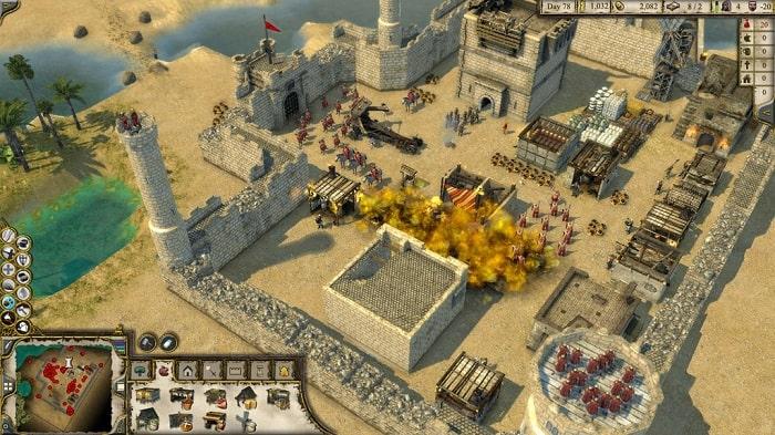 Download game stronghold crusader 2 full crack miễn phí 100%