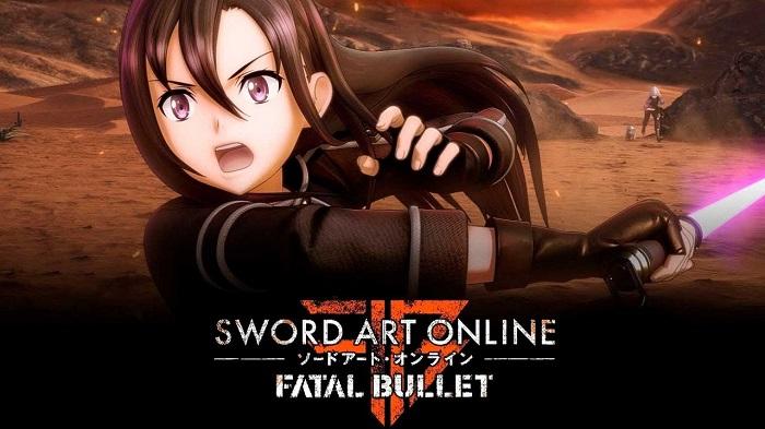 Tải game Sword Art Online Fatal Bullet crack miễn phí link Google Drive