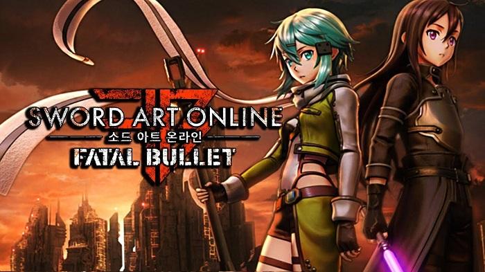 Tải game Sword Art Online Fatal Bullet crack miễn phí link Google Drive mới nhất